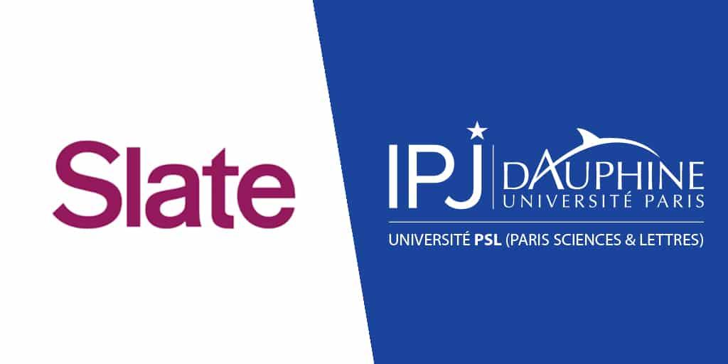 Slate.fr publie les enquêtes des étudiants d'IPJ Dauphine